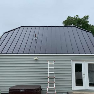 Steps Of Installing Metal Roofing Over Shingles